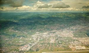 Blick auf die Stadt 02